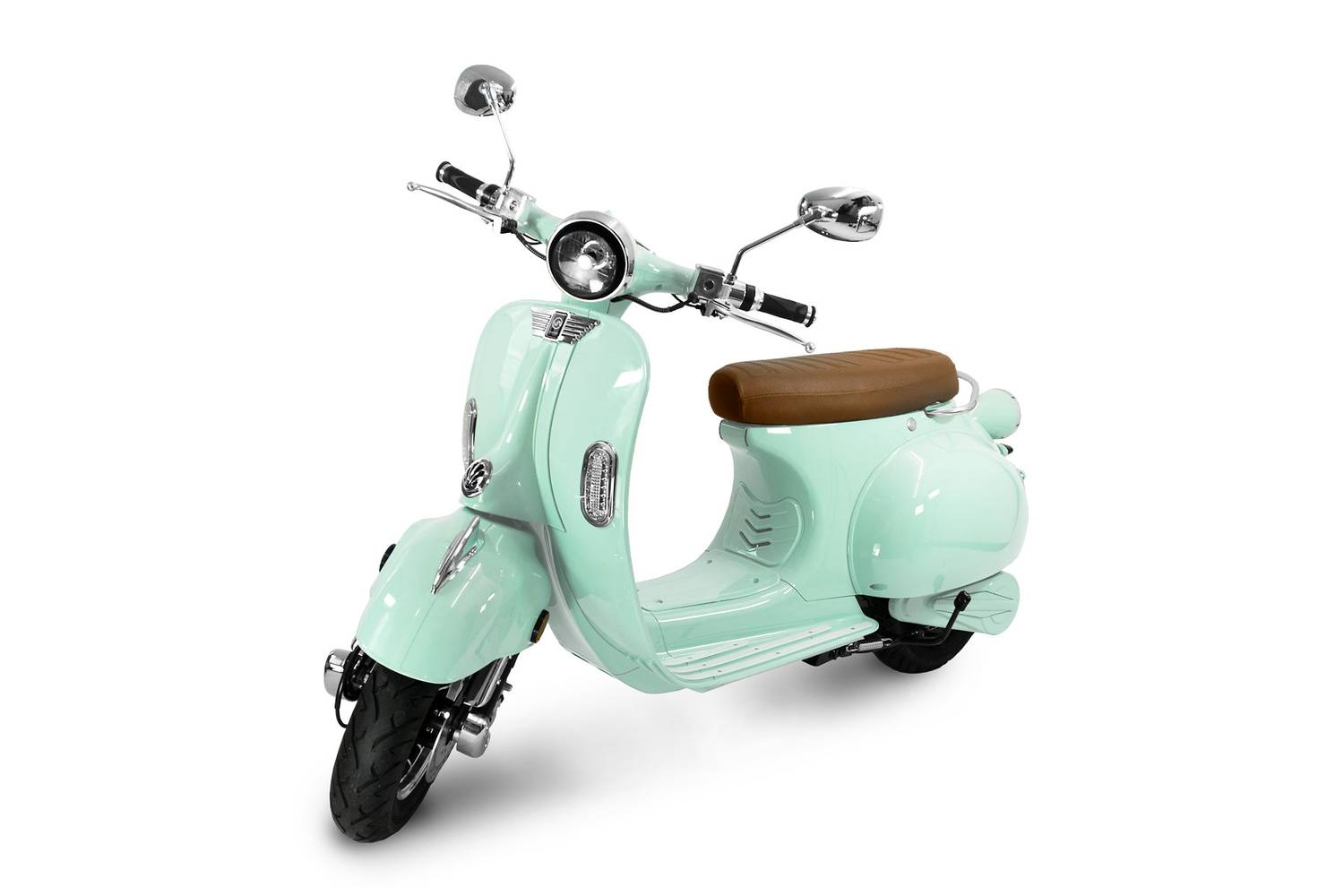 E-Scooter R2 mintgreen